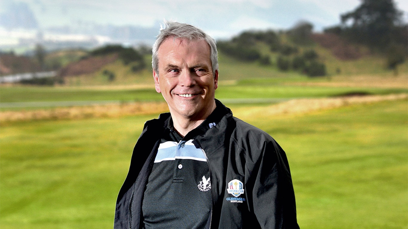 Gleneagles, Greenkeeper, portrait